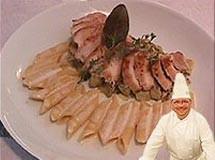 Peito de Frango com Alcachofras e Ervas de Provence