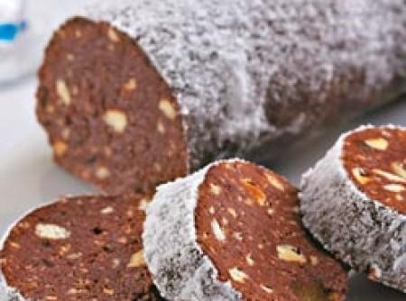 Salaminho de Nutella  | CyberCook