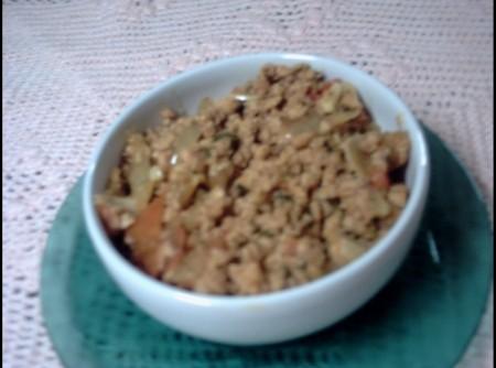 Carne Moída Refogada | Josemar