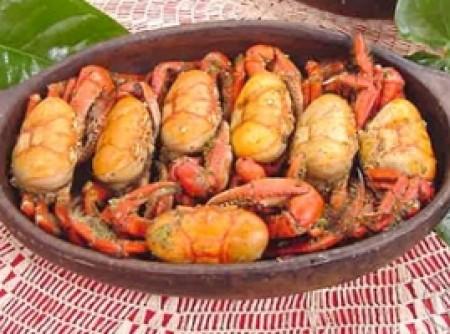 Patinha de caranguejo | Amilcar de Jesus Moreti