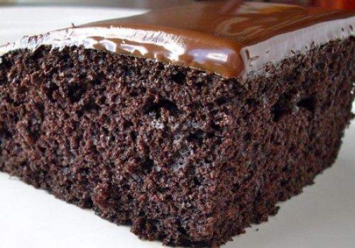 Bolo de chocolate Fofíssimo