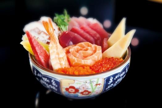 Tirashi Sushi
