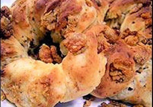 Pão de Torresmo