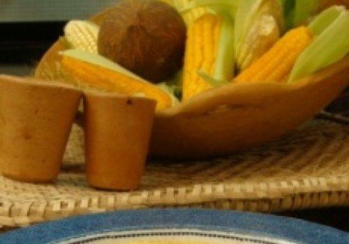 Canjica de Milho Verde