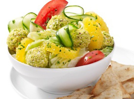 Salada Mediterrânea Philadelphia