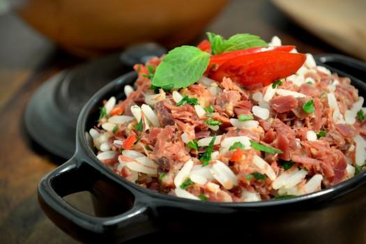 Arroz de Carne Seca | Juliano Albano