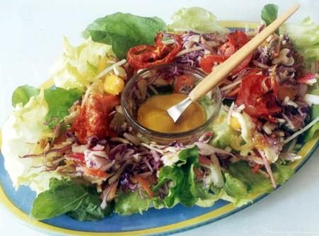 Salada de Legumes | CyberCook