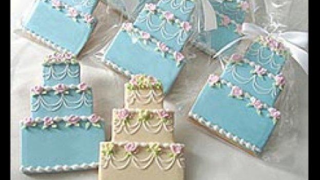 Biscoitos Bolo de Casamento