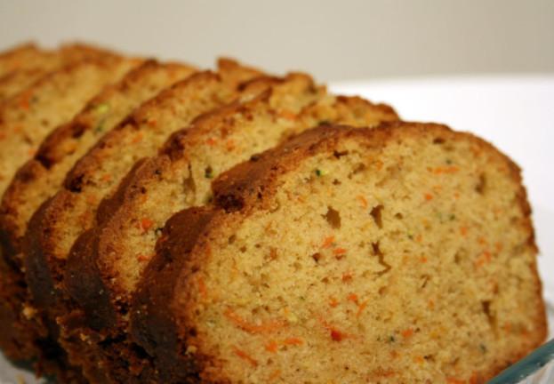 Pão de cenoura/CyberCook