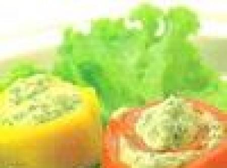 Rolinhos de pimentão