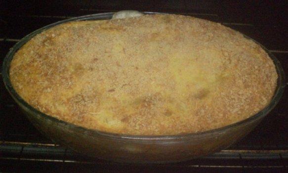 Torta Bahiana