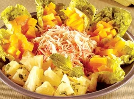 Salada de verão | Olivia Vascocncelos