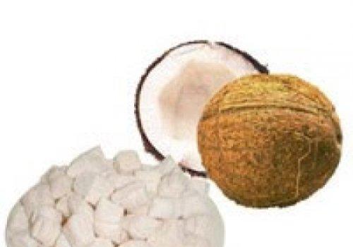 Balas de coco com sabores