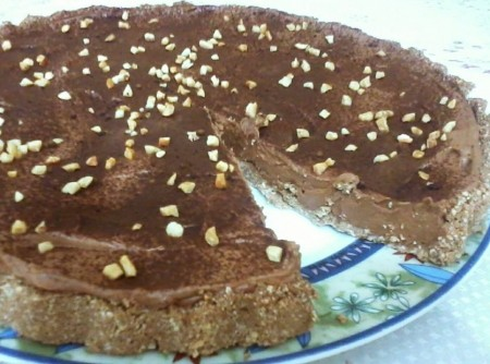 Cheesecake de Chocolate | Késia