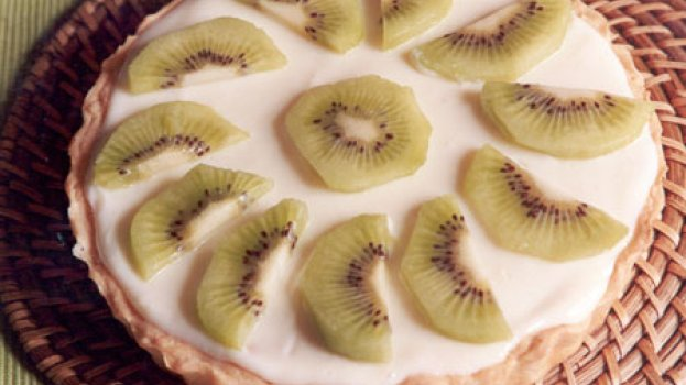 Torta de Kiwi Light