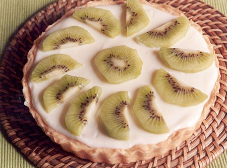 Torta de Kiwi Light | CyberCook