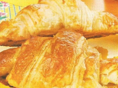Croissant recheado | francisco mendes