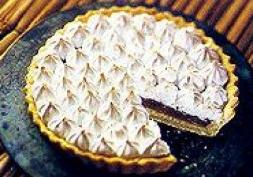 Torta de Cupuaçu com Merengue