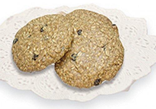 Cookies com Passas e Castanha do Pará