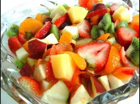 Salada de Frutas | Rita de Cássia Toledo