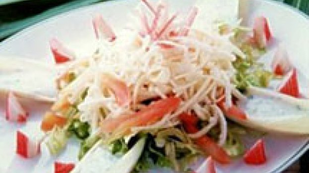 Salada de Palmito Fresco