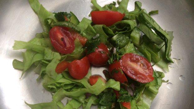 Tempero para Salada