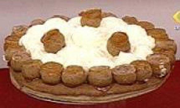 Torta saint honorè (frances)