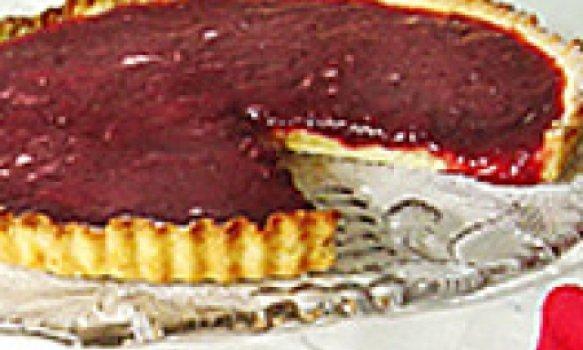 Crostata de Morangos