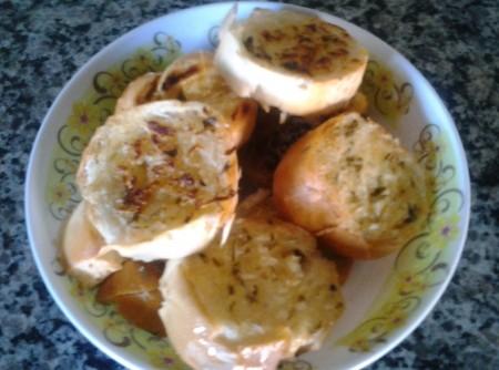 Pão de Alho   Vera Maria Vedovelo de Britto