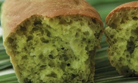 Pão de Capim Limão