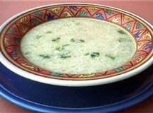 Sopa Chinesa de Ovos e Milho Verde