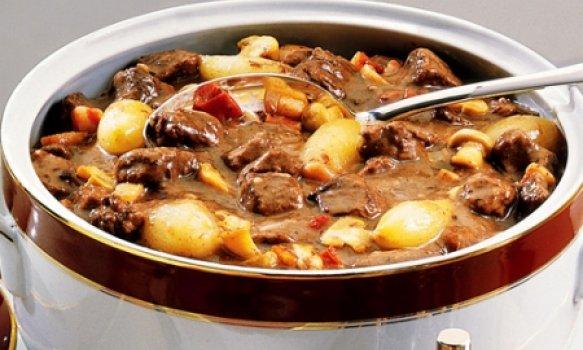 Carne à Francesa