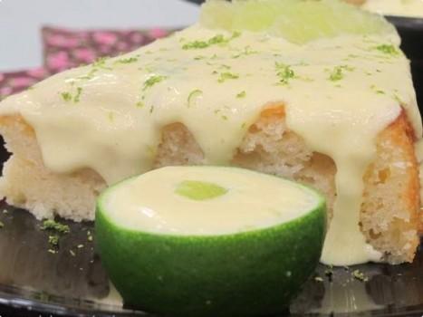 Bolo de Iogurte com Limão | amanda mikaela