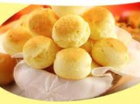 Pãezinhos de queijo | Kelly Cristina V. da Silva
