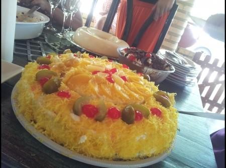 Torta Natalina | Priscilla Carecho