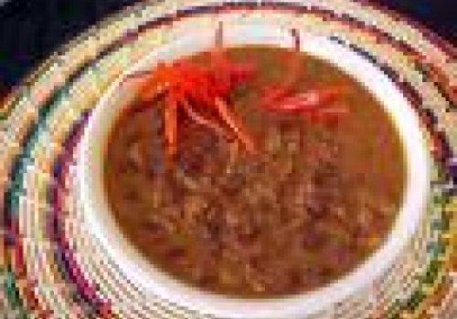 Chilli (receita mexicana com feijão)