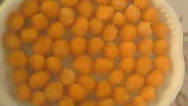 Docinho de Cenoura da Maressa