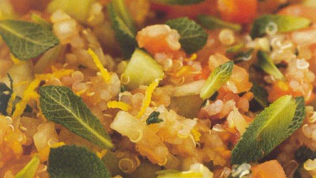 Tabule de Quinoa Real