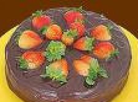 Bolo de Chocolate ao Leite Diet | Luciana Guimarães Andrade