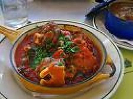 Abóbora com Carne Seca