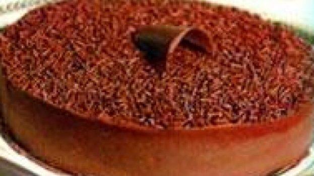 Delicioso e Prático Bolo de Brigadeiro Diet