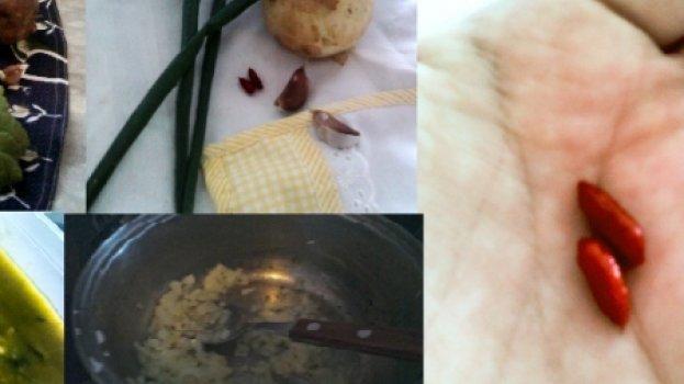 Creme verde picante