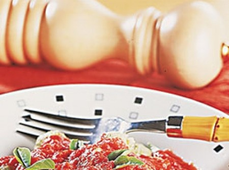 Nhoque de espinafre
