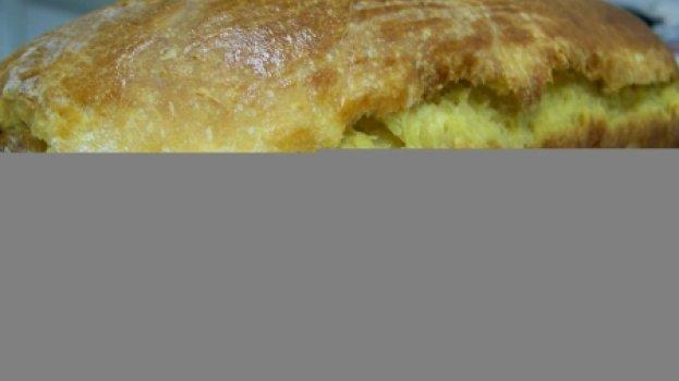 Pão de Mandioquinha e Cenoura