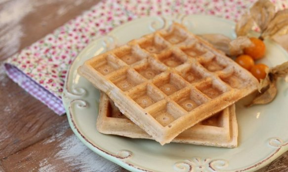Waffle de Tapioca