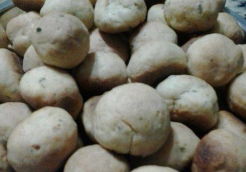 Biscoito de Queijo com Maionese