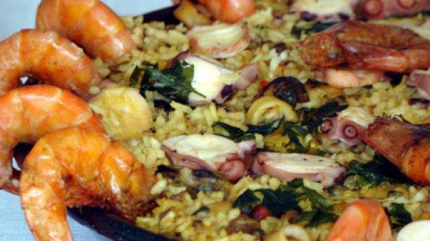 Paella Deliciosa