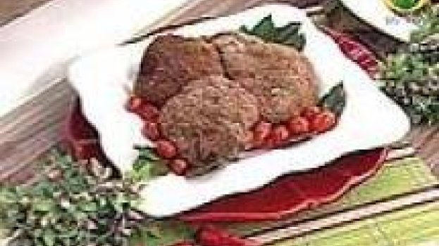 Polpetone de Carne Moída
