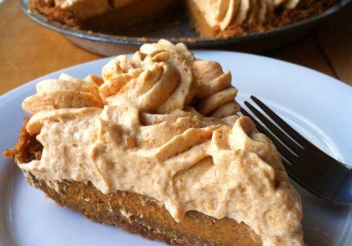 Torta Mousse de Abóbora