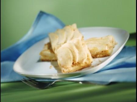 Torta de Maçã com Massa de Pastel